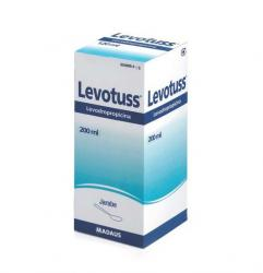 LEVOTUSS 6 mg/ml JARABE (200ml)