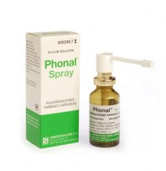 PHONAL PULVERIZACIONES (20ml)