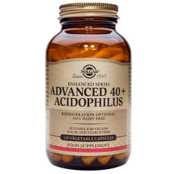 40 Plus Acidophilus Avanzado (60 caps)