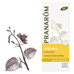 Aceite Vegetal Bio Avellana (50ml)