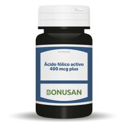 Acido Fólico Activo 400mcg Plus (90comp)