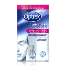 ActiMist Spray 2 en 1 Ojos Secos e Irritados (10ml)
