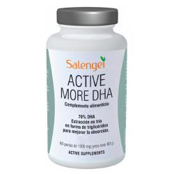 Active More DHA (60perlas)
