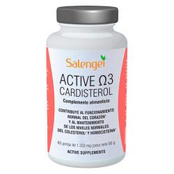 Active Omega 3 Cardisterol (60caps)