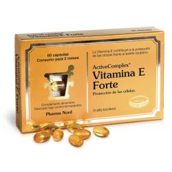 Activecomplex Vitamina E Forte (60caps)