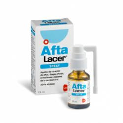 Afta Lacer Spray (15ml)