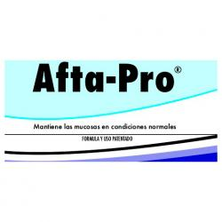 AftaPro  - Aftas Bucales