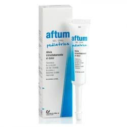 Aftum Gel Oral Pediatrics (15ml)