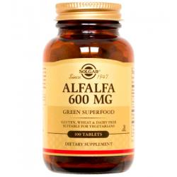 Alfalfa 600mg (100comp)