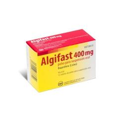 ALGIFAST SUSPENSION ORAL (400mg)