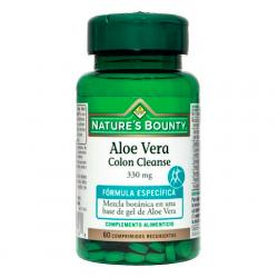ALOE VERA COLON CLEANSE 330mg (60comp)