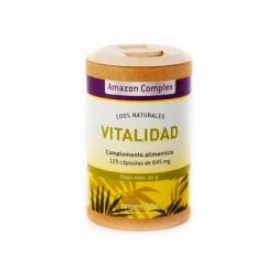 Amazon Complex Vitalidad (120caps)