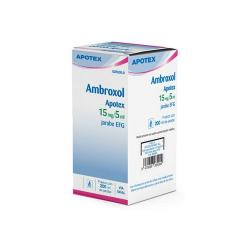 AMBROXOL APOTEX Jarabe 15mg/5ml (200ml)