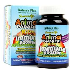 Animal Parade Kids Immune Booster- Niños (90comp)