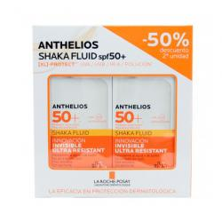 ANTHELIOS PACK DUPLO FLUIDE SIN PERFUME XL 50+ (50ML x 2 unidades)