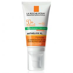 Anthelios XL Gel-Crema Toque Seco SPF50+ con COLOR (50ml)