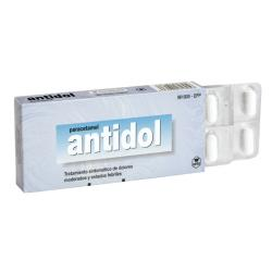 ANTIDOL 500mg (20comp.recubiertos)