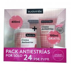 Antiestrías Pack 400ml+100ml GRATIS!