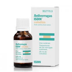 ANTIVERRUGAS ISDIN (20ml)