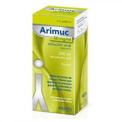 ARIMUC 50mg/ml Solución Oral (200ml)