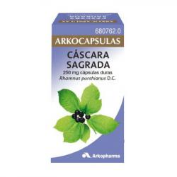 Arkocapsulas Cascara Sagrada (50caps)