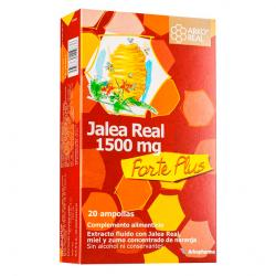 Arkoreal Jalea Real 1500mg (20 ampollas)
