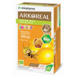 ARKOREAL® JALEA REAL FRESCA BIO JUNIOR 500MG (20 Ampollas)