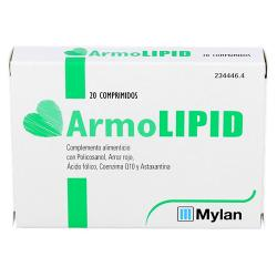 Armolipid (20 comp)
