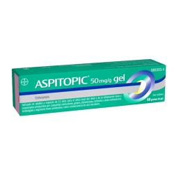 ASPITOPIC 50mg/g GEL (60g)