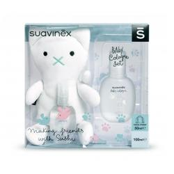 BABY COLONIA SET (100+ 50ML) PELUCHE REGALO!