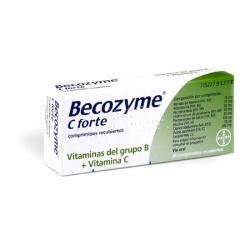 BECOZYME C FORTE (30comp)