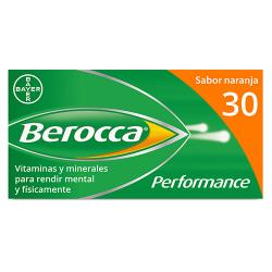 Berocca Performance Naranja (30comp. efervescentes)