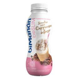BeSLIM SUSTITUTIVE SMOOTHIE SABOR CAPUCCINO INTENSO (330ML)