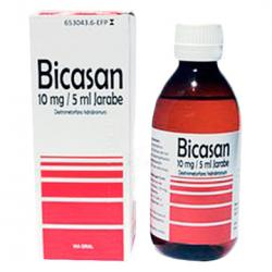 BICASAN 2mg/ml JARABE (250ml)