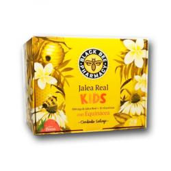 BLACK BEE KIDS JALEA REAL 600MG  (20 VIALES)
