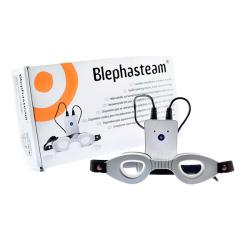 Blephasteam Dispositivo para el Calentamiento Palpebral + 100 Anillas De Regalo