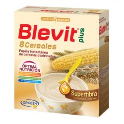 BLEVIT Plus Superfibra 8 Cereales +5Meses (600g)