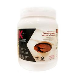 BOTE Postre Chocolate (400g)