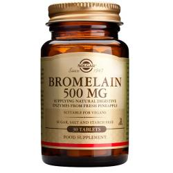 Bromelina 500mg (30 comp)