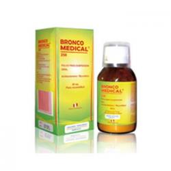 BRONCO MEDICAL JARABE (180ml)