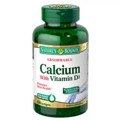 CALCIO con VITAMINA D3 (100caps)