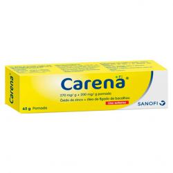 CARENA 5 mg/g + 270 mg/g POMADA (65g)
