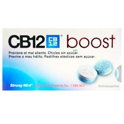 CB12 Boost Chicles (10uds)