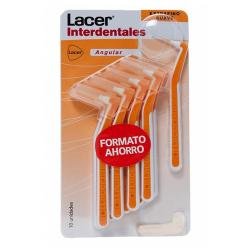 Cepillo Interdental Extrafino Suave Angular
