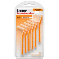 Cepillo Interdental  Extrafino Suave ANGULAR (6uds)