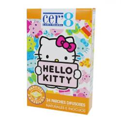 Cer 8 Hello Kitty (24 parches Antimosquitos)