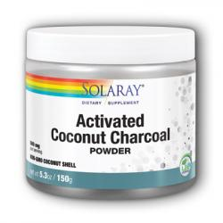 CHARCOAL COCONUT ACTIVATED (150g)