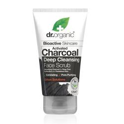 Charcoal Exfoliante Facial de Carbón (125ml)