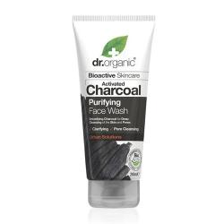 Charcoal Gel Limpiador Facial de Carbón (200ml)