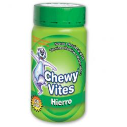 Chewy Vites Hierro (60uds)
